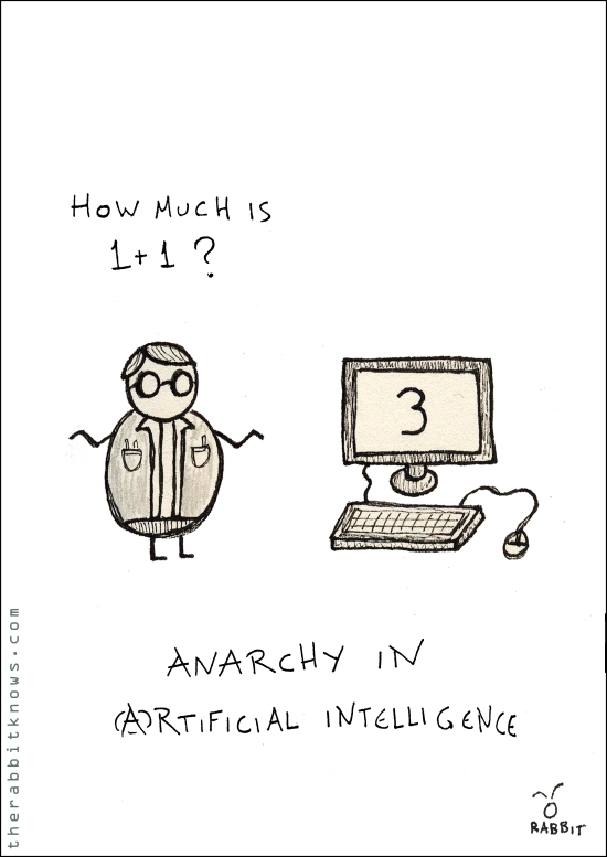 Anarchy in articial intelligence