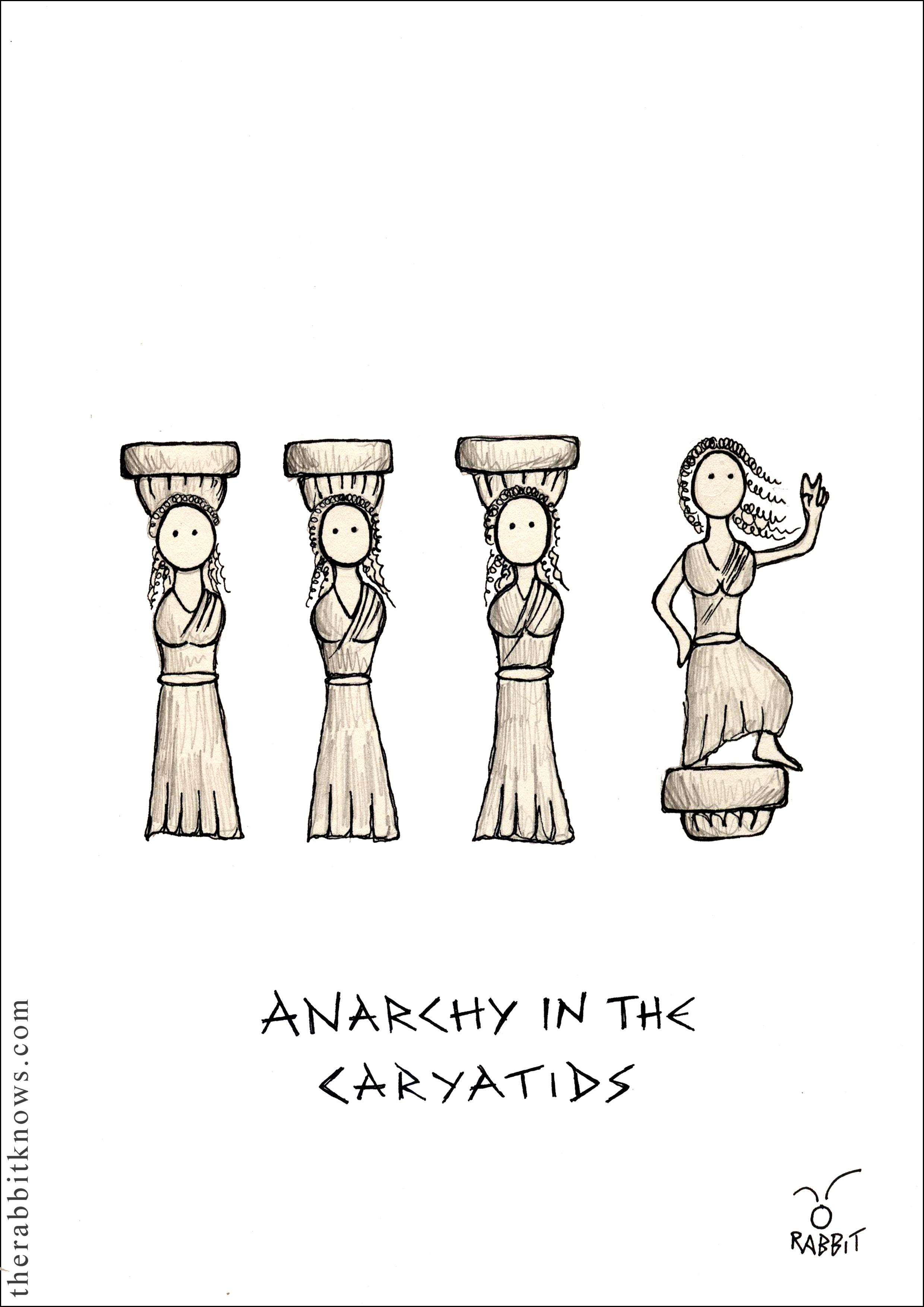 anarchy in the caryatids fb
